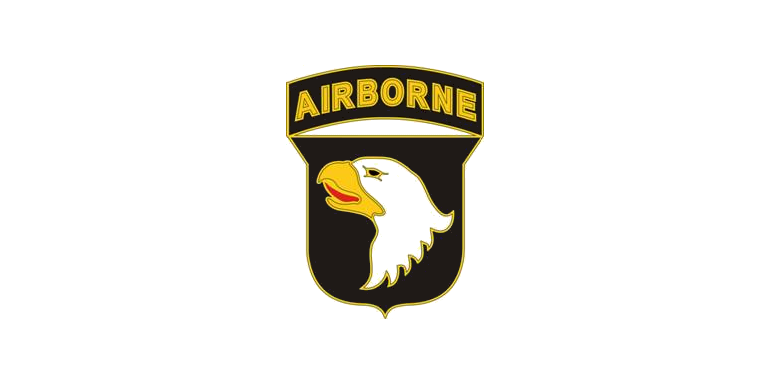 Screaming Eagles, 101st Airborne Division of the U.S. Army