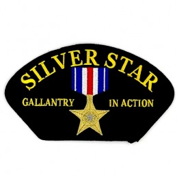 Thermo patch SILVER STAR