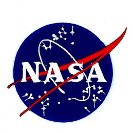 NASA SPACE LOGO Thermo Patch