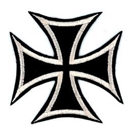 Thermo Patch IRON CROSS