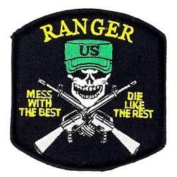 Thermo patch Ranger Mess...