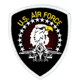 Thermo patch F-15 Eagle...