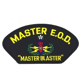 Thermo patch Master E.O.D....