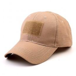 Tactical Khaki Camo cap