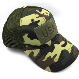 U.S.A. Military Trucker Hat...
