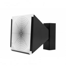 Pyramid bullet trap 14 × 14 cm