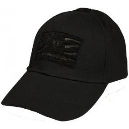 Tactical Black Cap