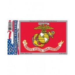 USMC LOGO Car Sticker