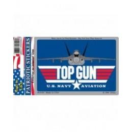 U.S. NAVY TOP GUN Car Sticker