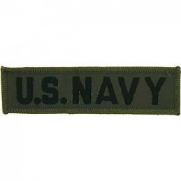 Thermo patch U.S. NAVY tab...