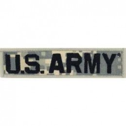 Thermo patch U.S. ARMY tab...