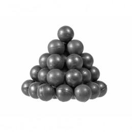 Rubber-metal balls .43