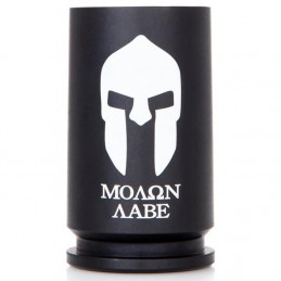 Molon Labe shot glass from...