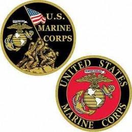 Challenge Coin USMC II...
