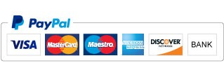 Safe and secure payments with PayPal